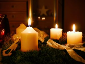Advent im Storchennest