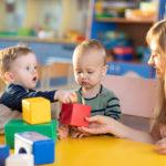Spielgruppe ohne Eltern - Frohnleiten (MO 31.05.-05.07.2021)