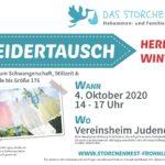 Kleidertausch Judendorf Storchennest