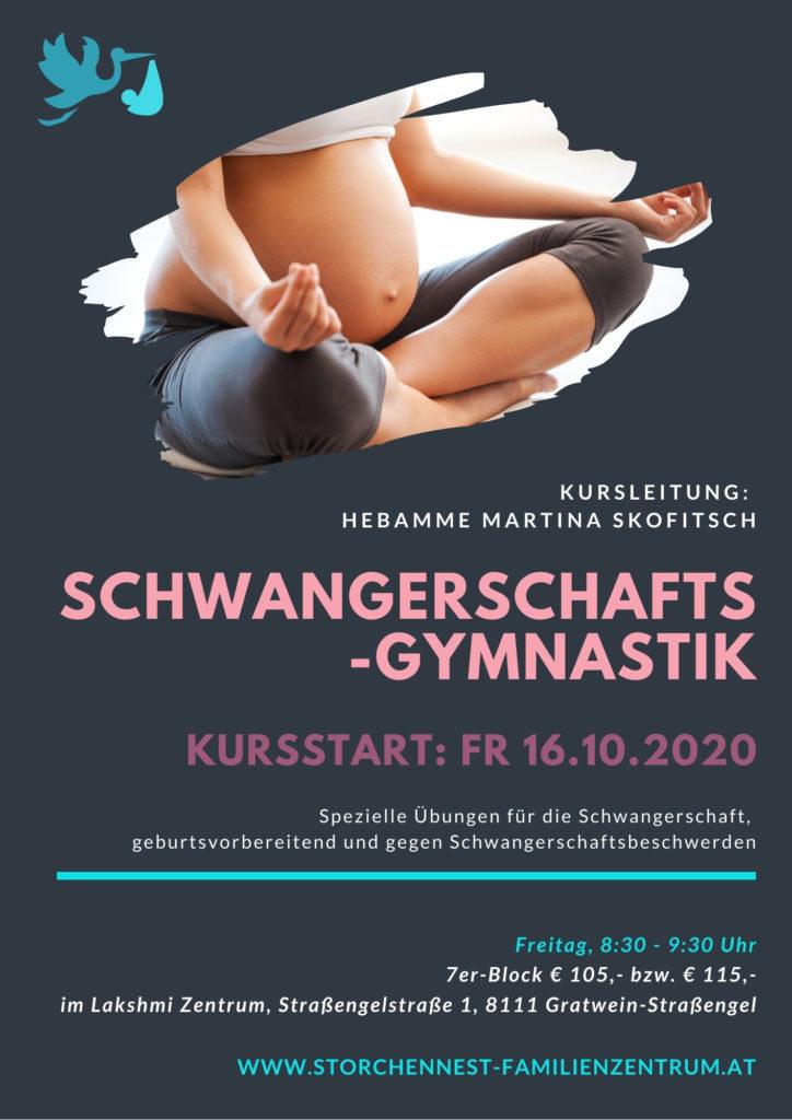Schwangerschaftsgymnastik Gratwein-Straßengel